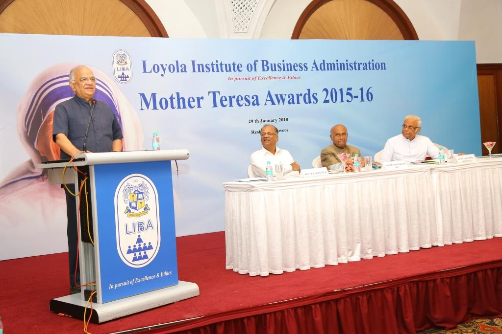 CENTRE FOR BUSINESS ETHICS AND CORPORATE GOVERNANCE – LIBA