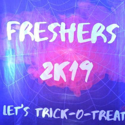 Fresher's 2k19