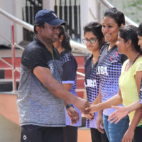 SPORTS COMMITTEE PRESENTS WOMEN'S GULLY CRICKET – FRIENDLY MATCH BETWEEN F18's VS F19's