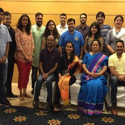 Delhi Dhamaka – 2! – The second annual LIBA Delhi Alumni Chapter Meet