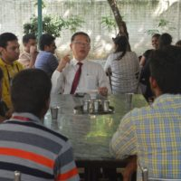 Tea Talk – Entrepreneurship Series
