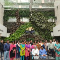 VISIT TO MGM HEALTHCARE FOR PARTICIPANTS OF EDHM