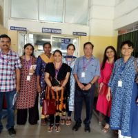 VISIT TO CMC VELLORE