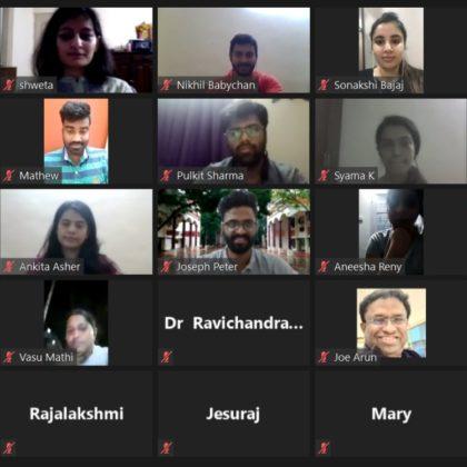 Annual Alumni Chapter Meet 2020 – Delhi Chapter