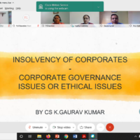 CENTRE FOR BUSINESS ETHICS AND CORPORATE GOVERNANCE  WEBINAR_2