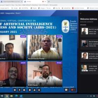 First International Virtual Conference  on  Impact of Artificial Intelligence on Business and Society  (AIBS-2021)