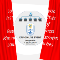 ERP Go-Live  Event