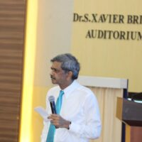 Special Guest Lecture – ABCDEF mantra by Mr. Shiv Shivakumar